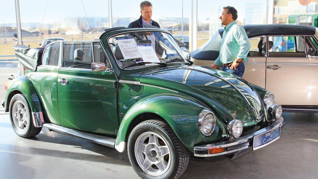 VW Käfer, Cabriolet