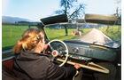 VW Käfer Cabriolet, Cockpit
