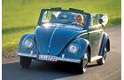 VW Käfer Cabriolet, Frontansicht