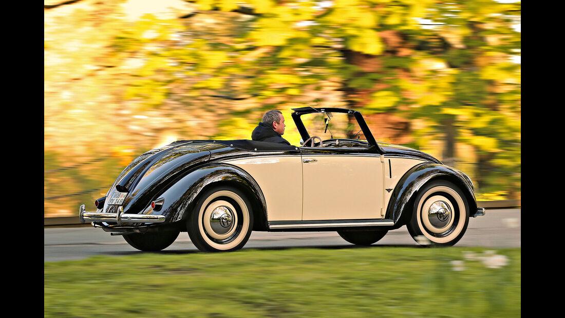 VW Käfer Cabriolet Hebmüller