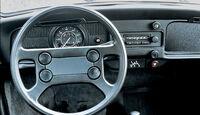 VW Käfer, Cockpit, Lenkrad