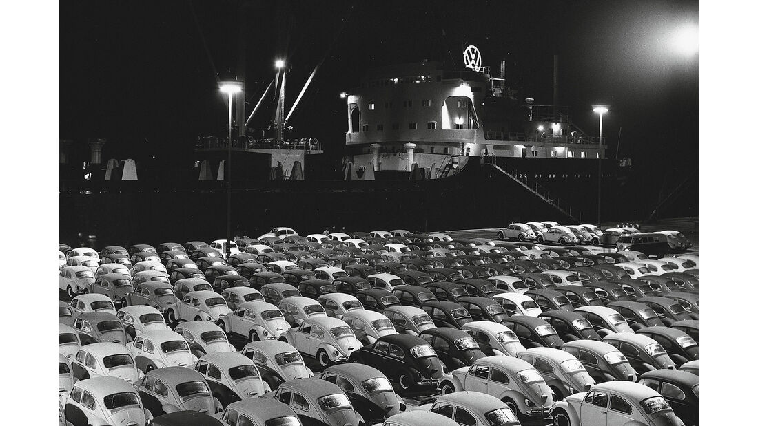VW Käfer Export