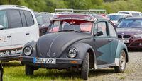 VW Käfer - Fan-Autos - 24h-Rennen Nürburgring 2015 - 14.5.2015