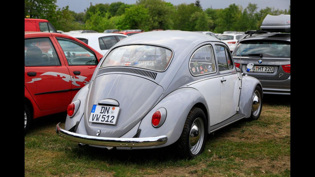 VW Käfer - Fan-Autos - 24h-Rennen Nürburgring 2018 - Nordschleife