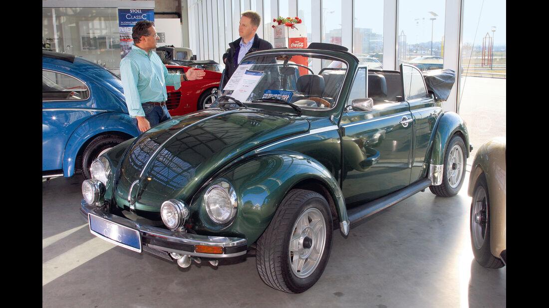 VW Käfer, Händler