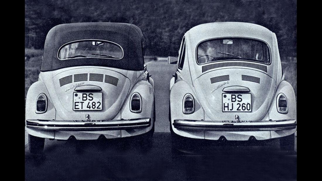 VW, Käfer, IAA 1969