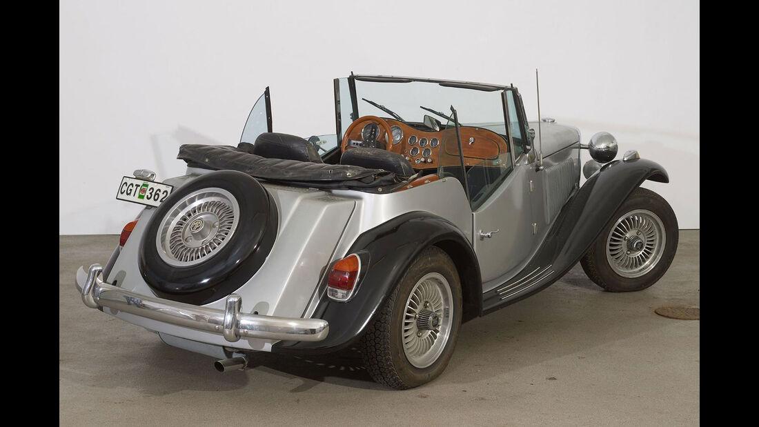 VW Käfer MG Replika (1966)