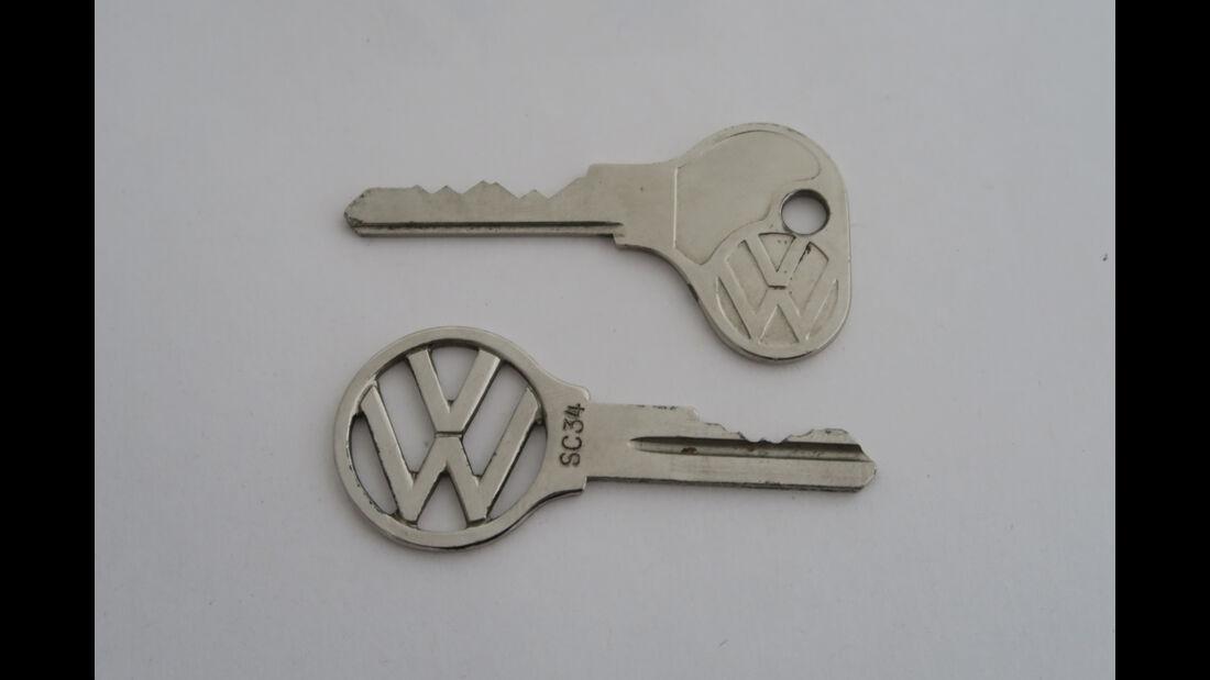 VW Käfer, Schlüssel, 1961
