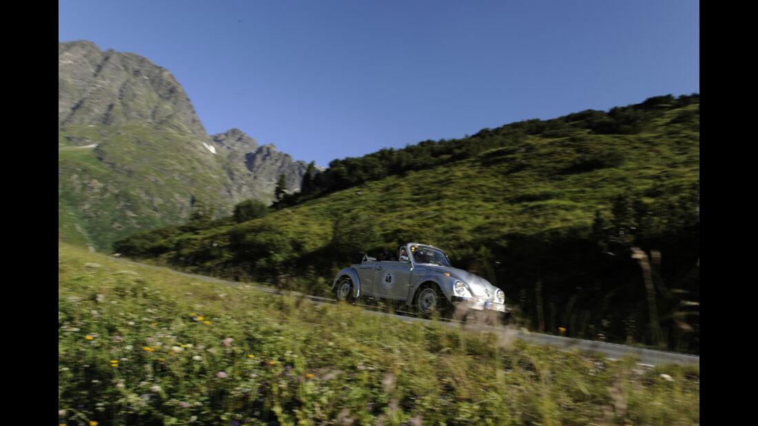 VW Käfer-  Silvretta Classic 2010