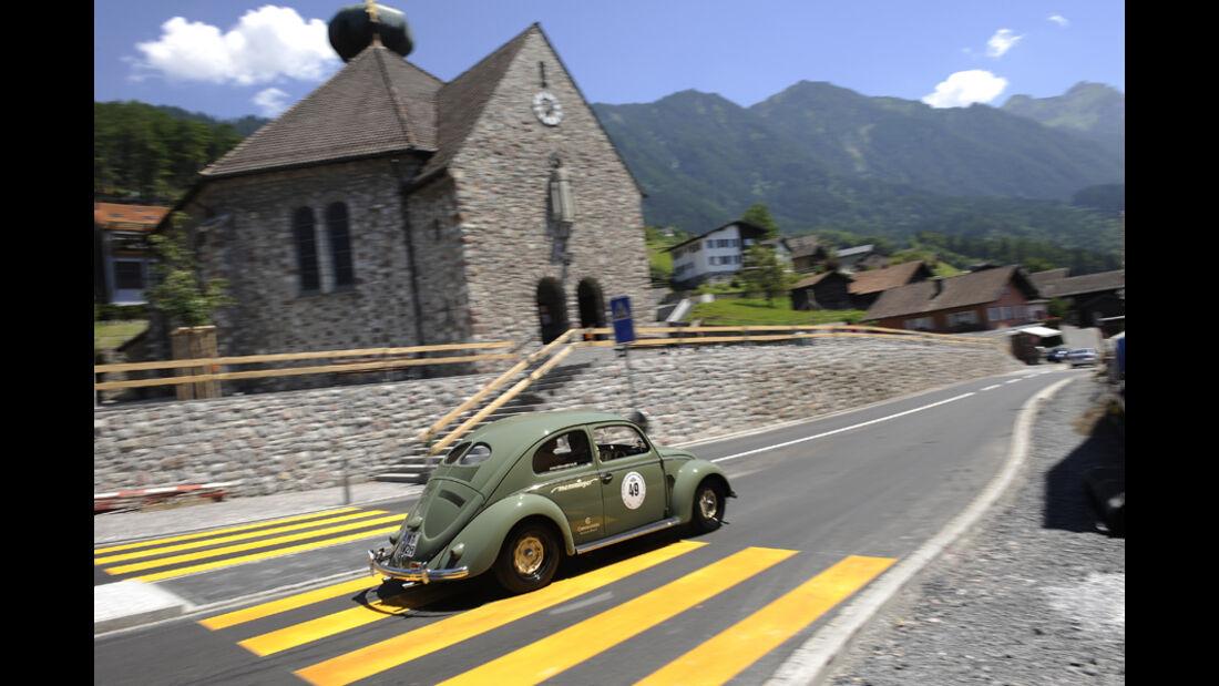 VW Käfer -  Silvretta Classic 2010