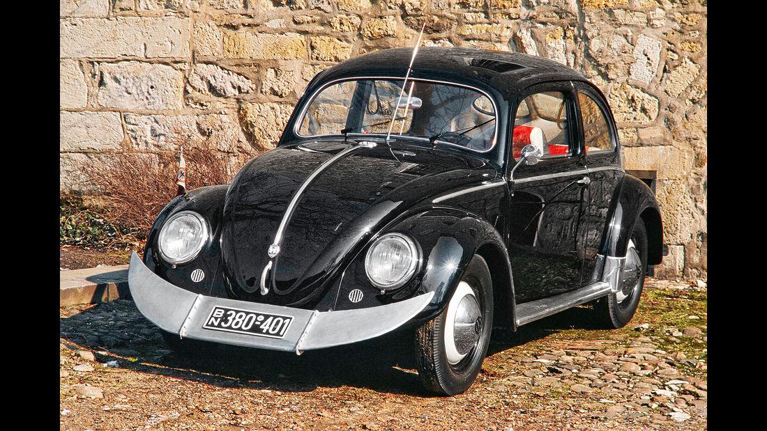 VW Käfer Tuning Kamei