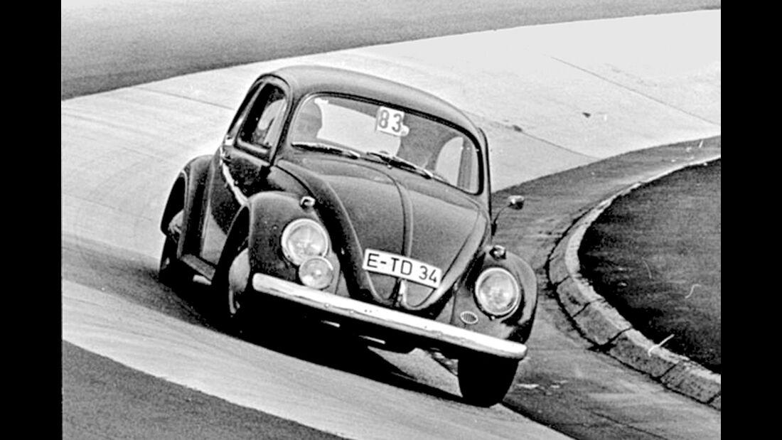 VW Käfer Tuning TDE Theo Decker Essen
