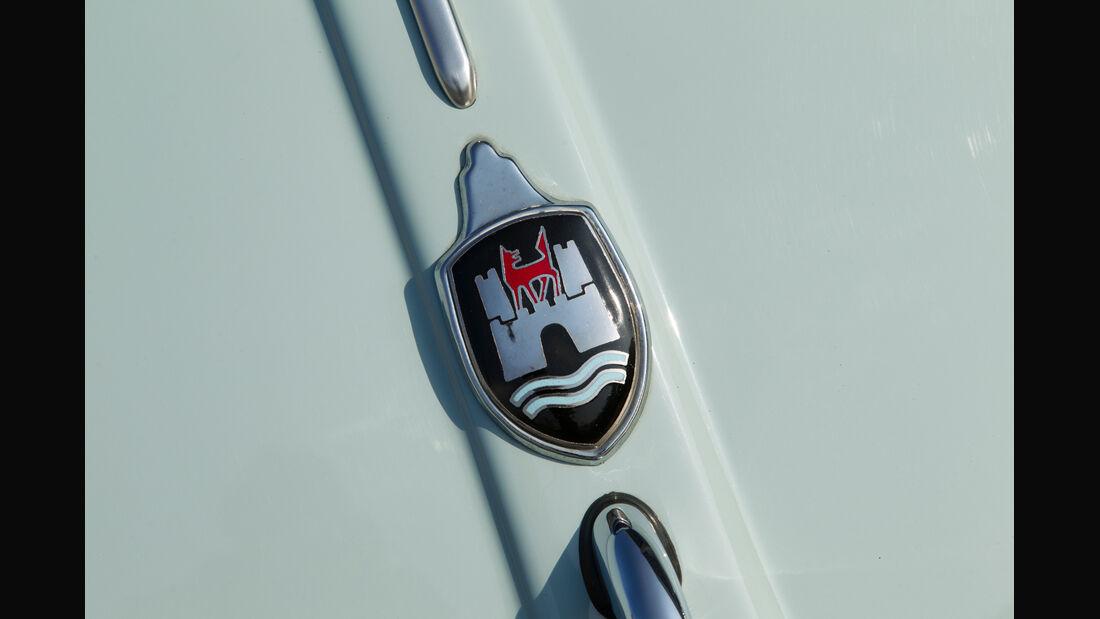 VW Käfer Ultima Edicion, Emblem