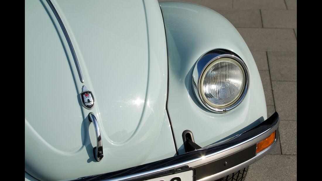 VW Käfer Ultima Edicion, Fronthaube