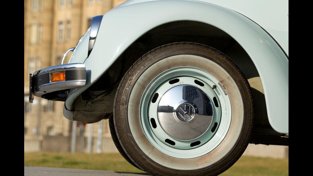 VW Käfer Ultima Edicion, Rad, Felge