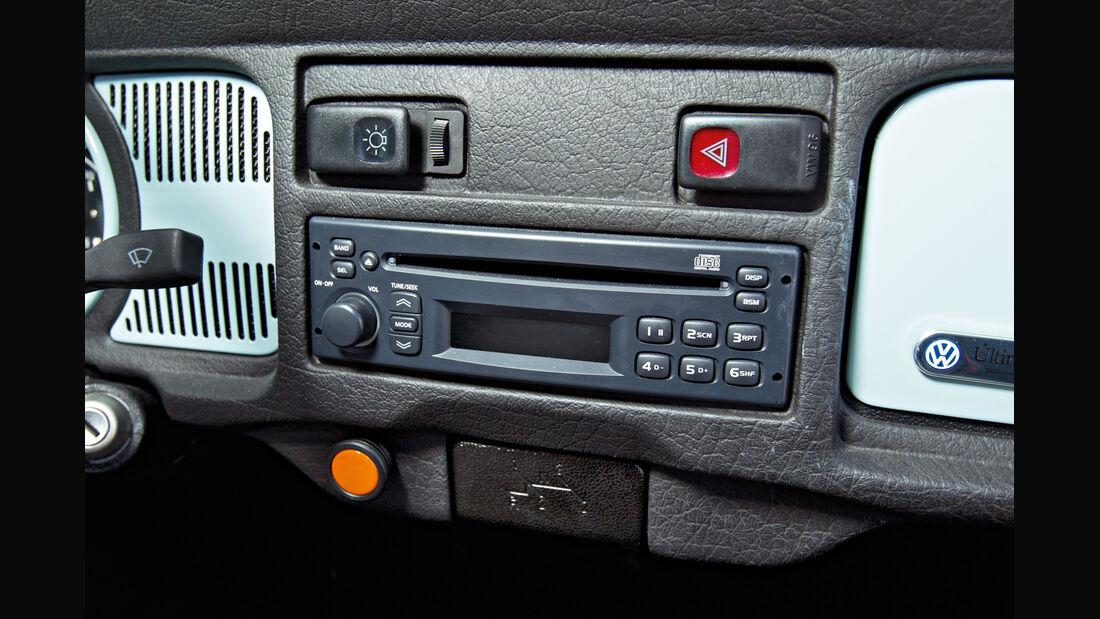 VW Käfer Ultima Edicion, Radio