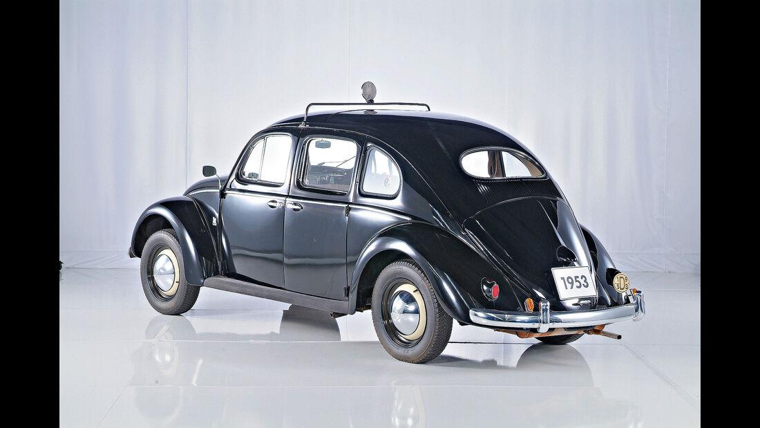 VW Käfer Viertürer