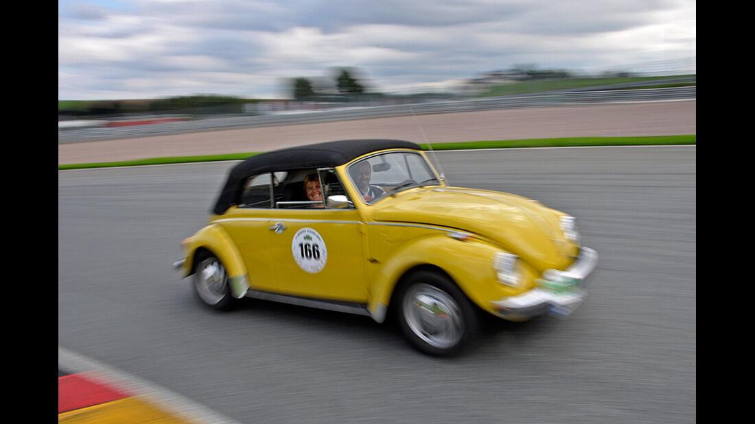 VW Käfer bei der Sachsen Classic 2010