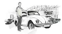 VW Käfer, zu verkaufen