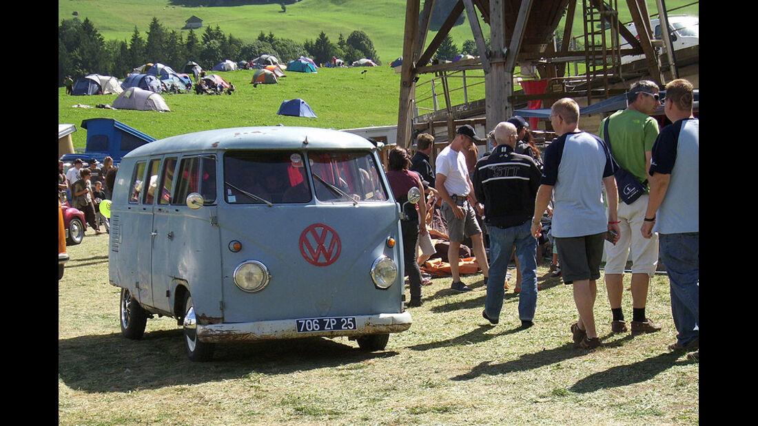 VW Käfertreffen Château-d'Oex