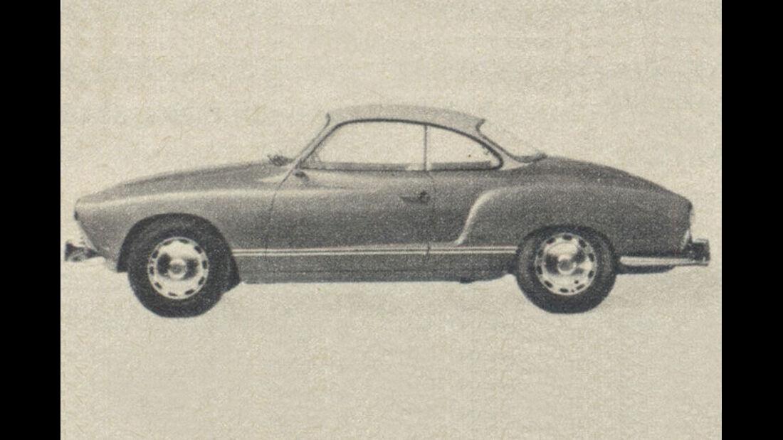 VW, Karmann, Ghia 1500, IAA 1967
