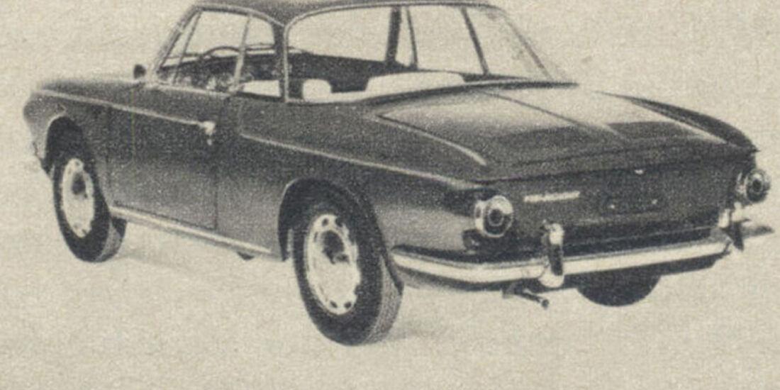 VW, Karmann, Ghia 1600, IAA 1967
