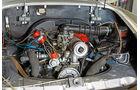 VW Karmann-Ghia Cabriolet, Motor