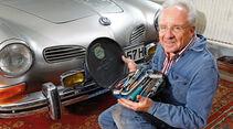 VW Karmann-Ghia Cabriolet, Werkzeug, Horst Reckert