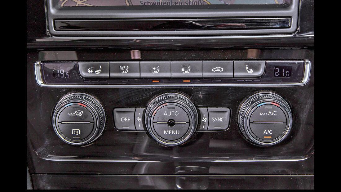 VW Klimaautomatik