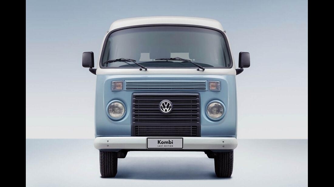 VW Kombi T2 Final Edition Brasil