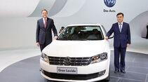 VW Konzernabend 2013 Shanghai Auto Show