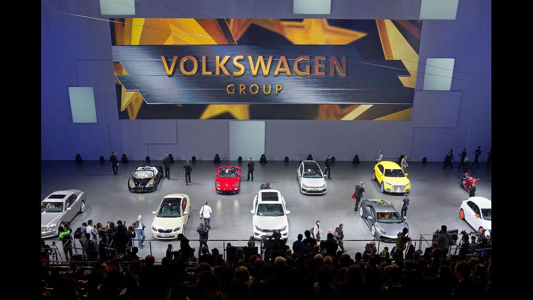VW Konzernabend Auto China 2014