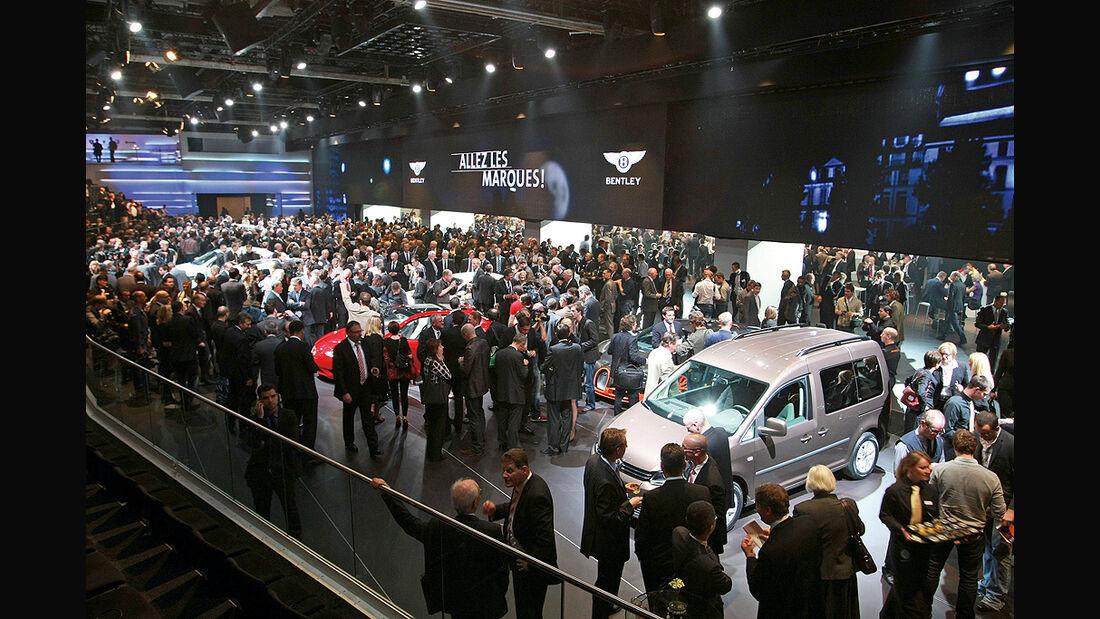 VW-Konzernabend, Pariser Autosalon 2010