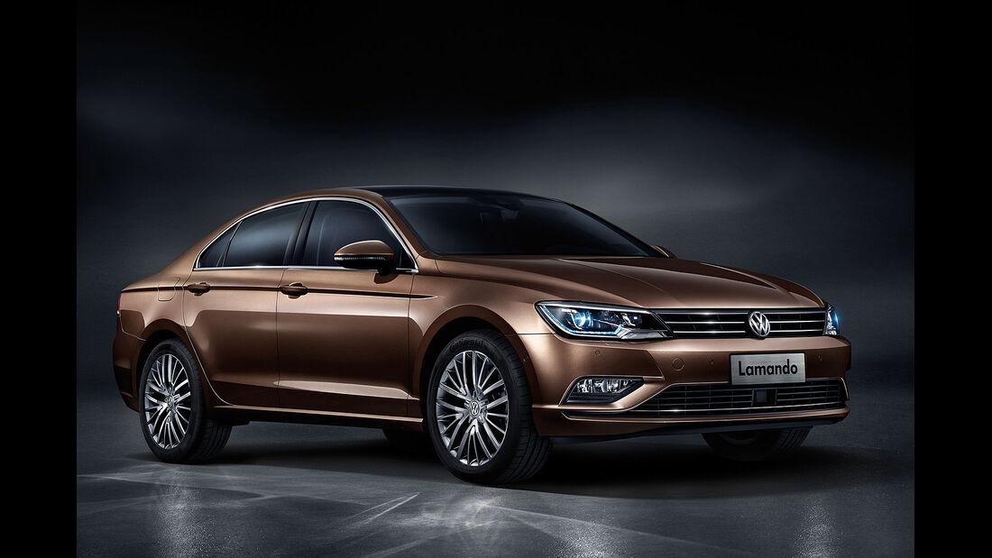 VW Lamando China