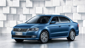 VW Lavida Auto China 2012