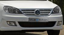 VW Lavida Blue-E-Motion, Elektro, Kühlergrill
