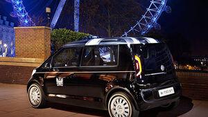 VW London Taxi Concept