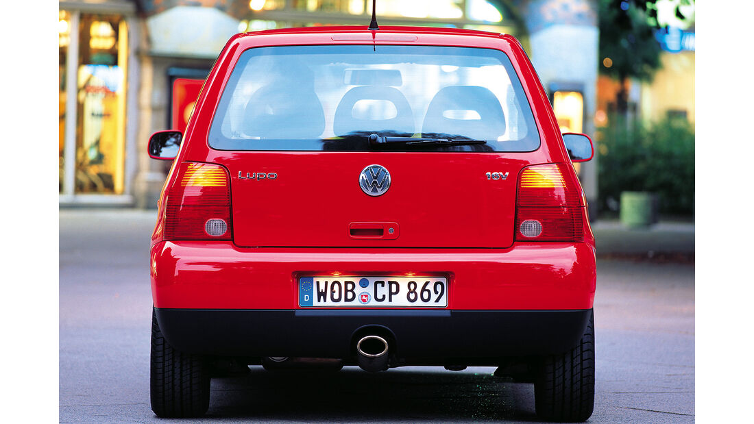 VW Lupo 1.4 16V