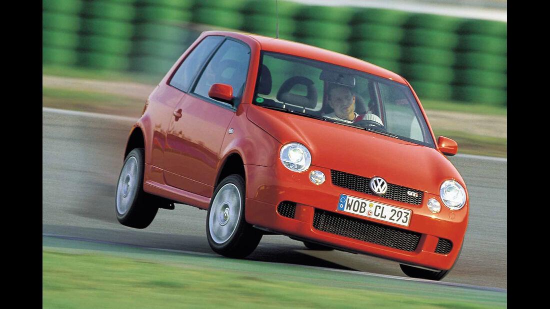 VW Lupo 1.6 16V GTI Test
