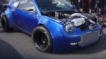 VW Lupo 1800 PS Tuning Drag Race