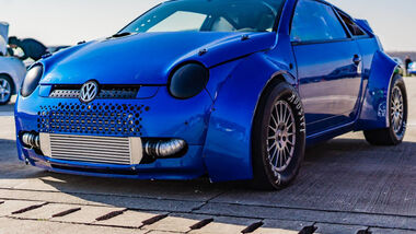 VW Lupo 1800 PS Umbau Bimoto Drag Race