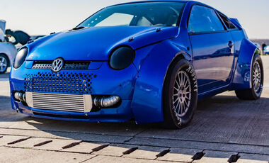 VW Lupo 1800 PS Umbau Bimoto Drag Race