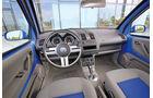 VW Lupo 3L, Cockit