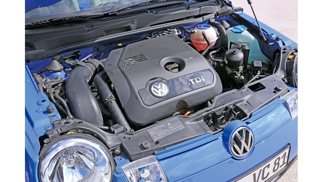 VW Lupo 3L, Motor