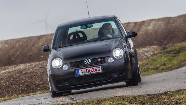 VW Lupo GTI, Frontansicht