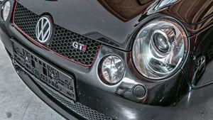 VW Lupo GTI, Frontscheinwerfer