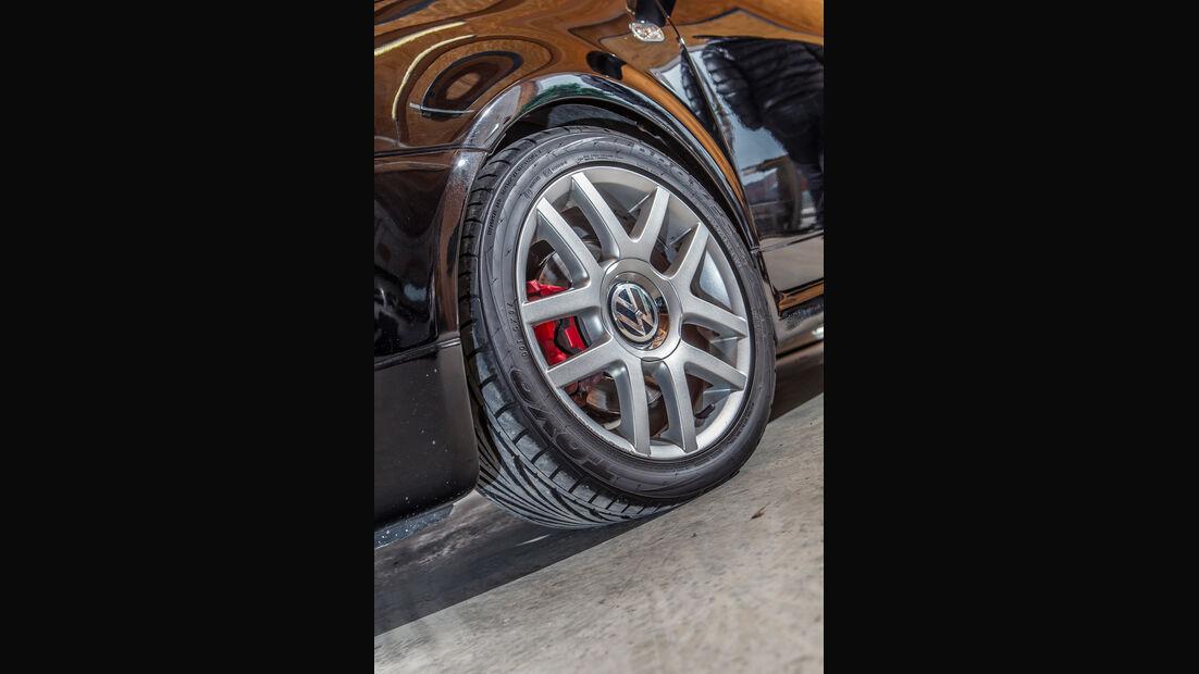 VW Lupo GTI, Rad, Felge