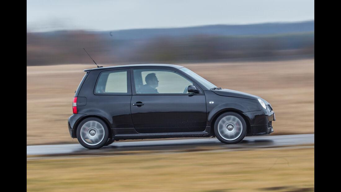 VW Lupo GTI, Seitenansicht