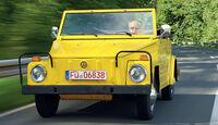 VW Mehrzweckwagen,Typ 181 (69-79)