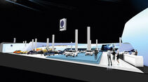 VW Messestand IAA 2013